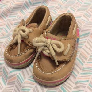 Baby Sperrys